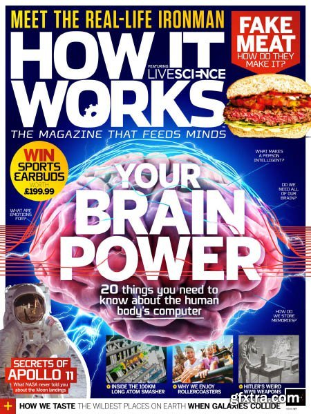 How It Works - Issue 127 , 2019