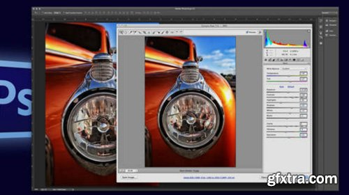 CreativeLive - Photoshop Camera Raw: Instant Image Retouching