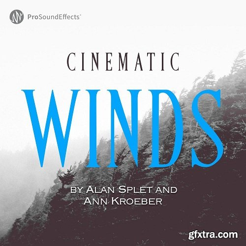 Pro Sound Effects - Cinematic Winds