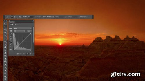 CreativeLive - Photoshop for Photographers: The Essentials