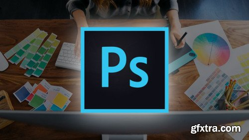 Learn Photoshop for Design: 100% Practical Projects (Updated 5/2019)