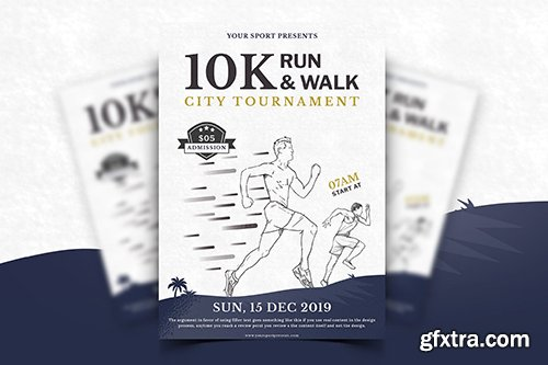 Marathon Event Flyer-10
