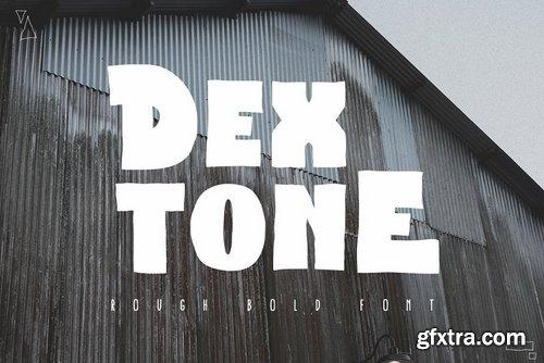 CM - Dextone Typeface 3932214
