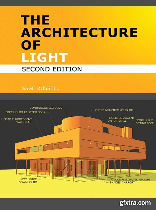 The Architecture Of Light (2nd Edition): A textbook of procedures and practices for the Architect, Interior Designer and Lighting Designer