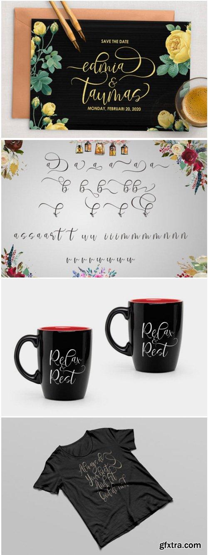 Revalisha Font