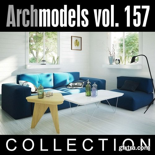 Evermotion - Archmodels vol. 157