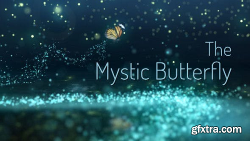 VideoHive Mystic Butterfly Opener 21322870