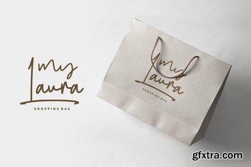 White Melony - New Signature Font