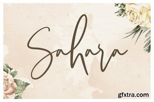 Sarvati Handwritten Font