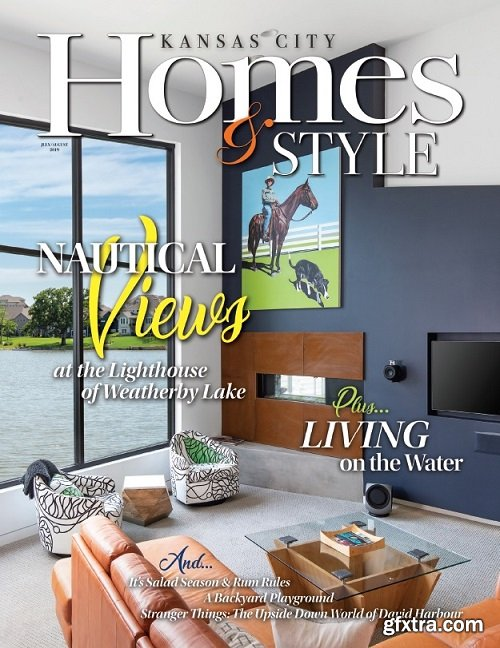 Kansas City Homes & Style - July-August 2019