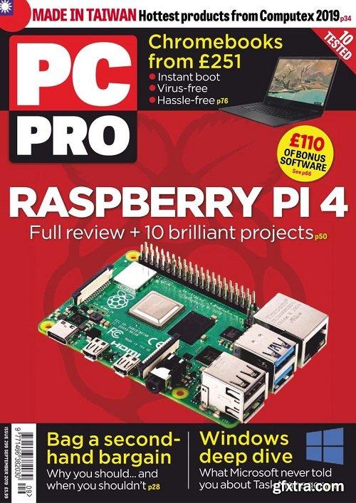 PC Pro - September 2019