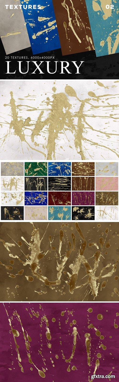 Luxury Paint Textures | 02
