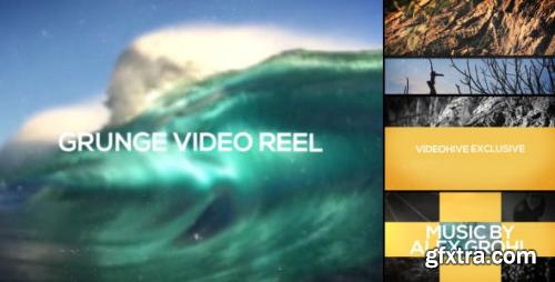 VideoHive Grunge Video Reel 19510240