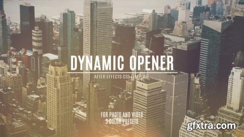 VideoHive Dynamic Opener 11817995