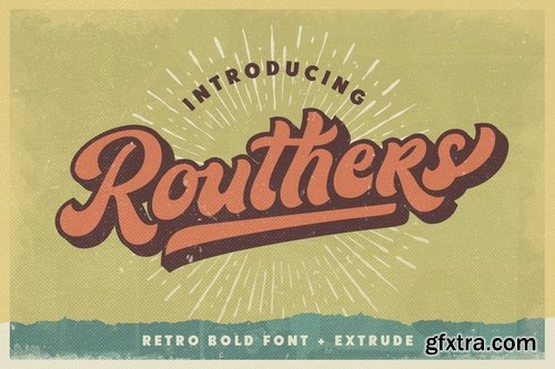 CM - Routhers Retro + Extrude 3922974