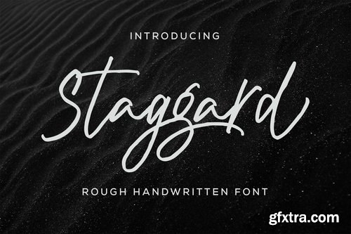 Staggard Rough Signature