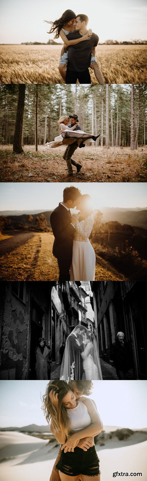Beloved Stories - Beauty of Nature Wedding Preset Collection