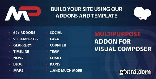 CodeCanyon - MultiPurpose Addons for WPBakery Page Builder WordPress Plugin v1.0 - 24094753