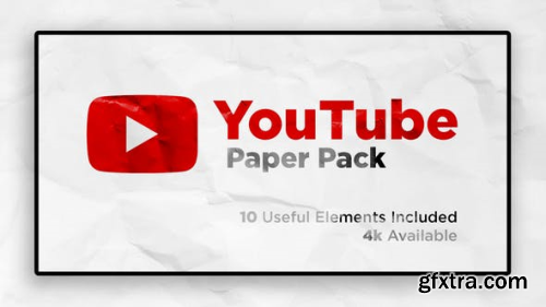 VideoHive YouTube Channel Pack 23261154
