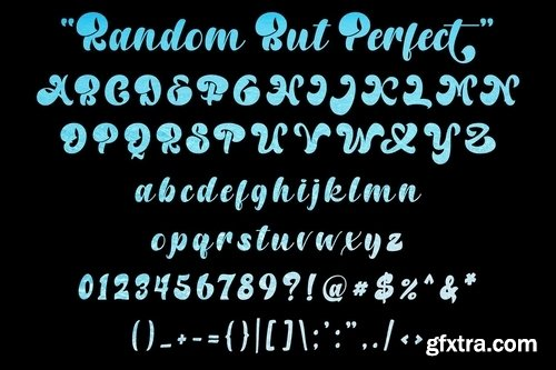 CM - Random But Perfect 3942967