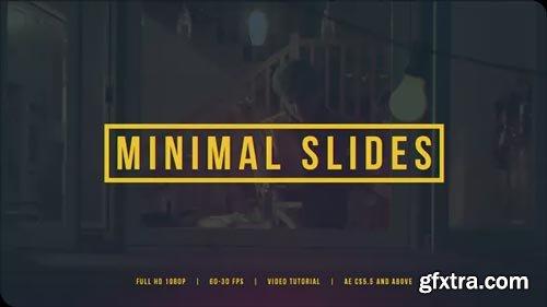 Videohive - Minimal Slides - 14824123