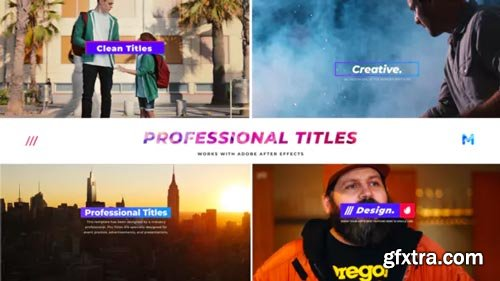 Videohive - Titles - 20387046
