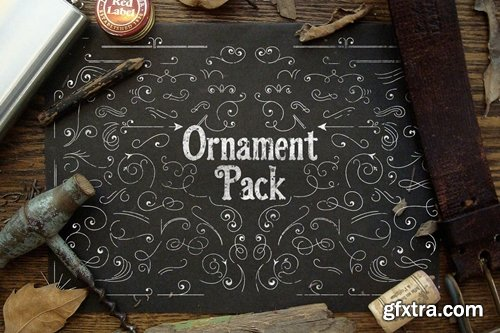 Vector Ornament Pack