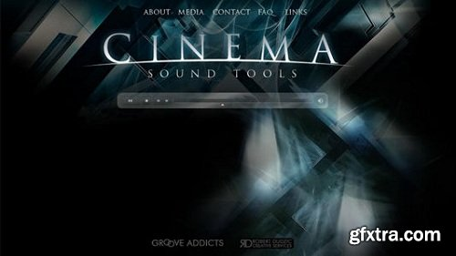 Cinema Sound Tools : Vol. 01-09