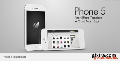 VideoHive Phone 5 Commercial 3064440