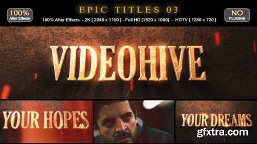 VideoHive Epic Titles 03 19823031