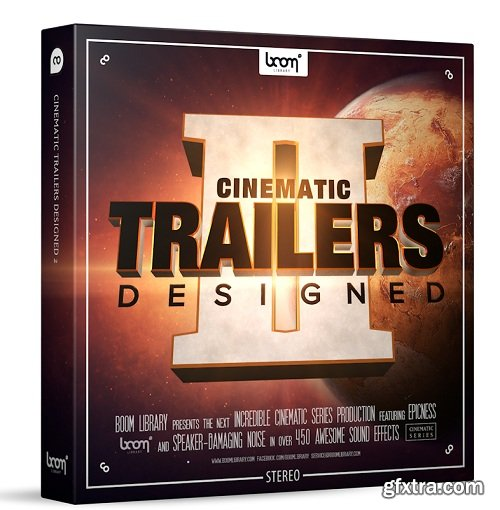 Boom Library - Cinematic Trailers Bundle