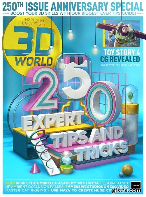 3D World UK - September 2019