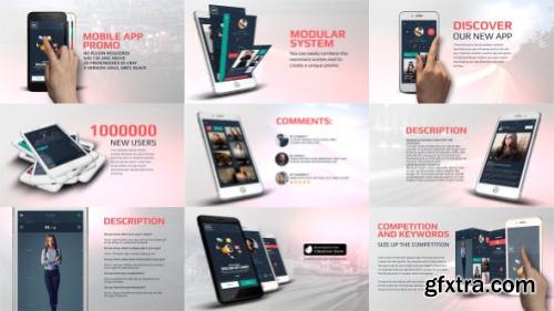 VideoHive App Promo Kit 20203006