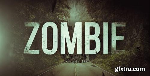 VideoHive Zombie Opener 14564042
