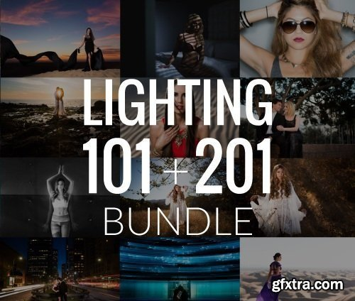 SLR Lounge - Lighting 101 + 201 Bundle (Full)