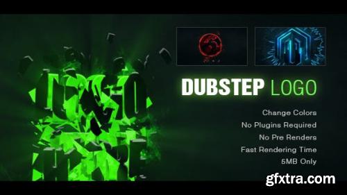 VideoHive Dynamic Dubstep Logo 17768316