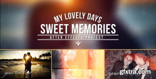 VideoHive Sweet Memories 7475074