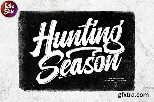 Hunting Season Font Family
