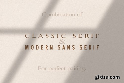 CM - T?rin - Sans-Serif & Serif Duo3953133