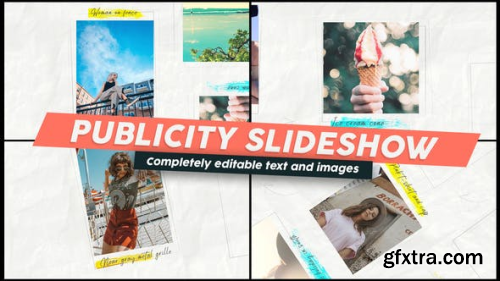 VideoHive Publicity Slideshow 4491976