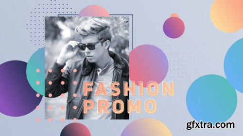 VideoHive Gradient Fashion Commercial 23976364