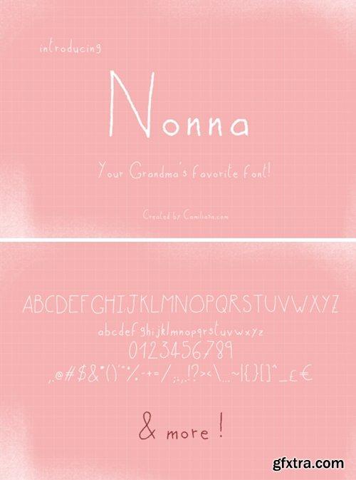 Nonna Font