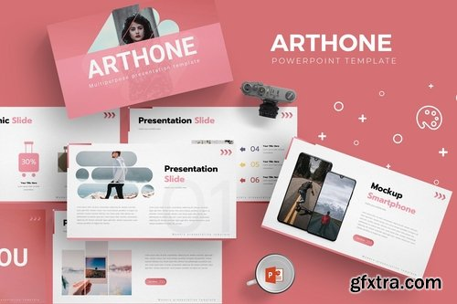 Arthone - Powerpoint Google Slides and Keynote Templates