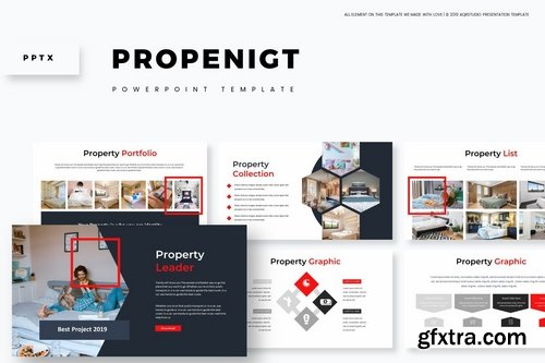 Propenight - Powerpoint Google Slides and Keynote Templates
