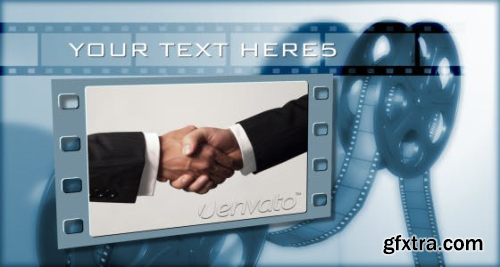 VideoHive Film Strip Project 91331