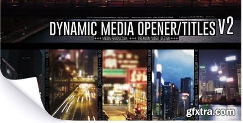 VideoHive Dynamic Media Opener Titles - v2 10949488