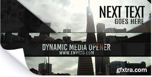 VideoHive Dynamic Media Opener 10395604