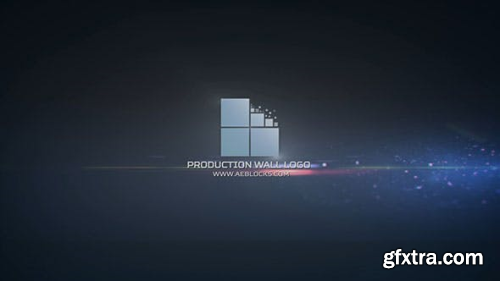 VideoHive Logo Reveal - Production Wall 19867569