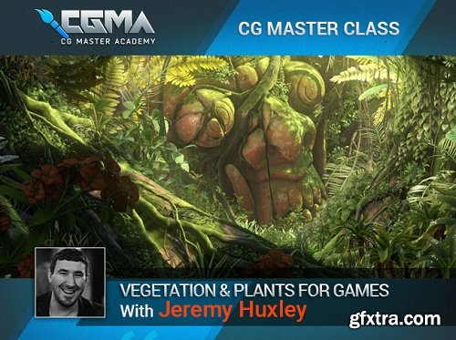 CGMA – Vegetation & Plants for Games