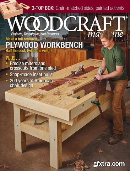 Woodcraft - August/September 2019